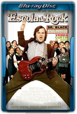 Escola de Rock Torrent Dublado