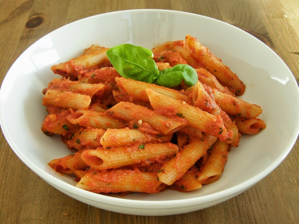 Buttery Tomato Pasta Recipes — Dishmaps