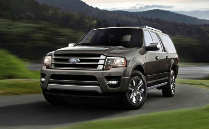 2015 Ford Expedition Receives 5-Star Vehicle Safety Rating from NHTSA