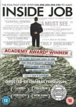 Inside Job - Documentary DVD, 2011