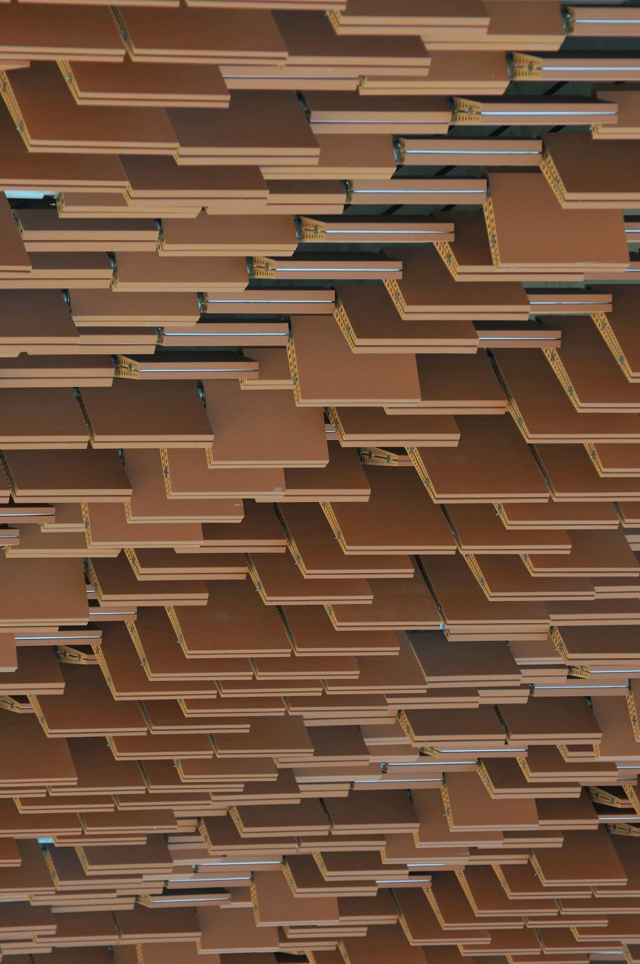 Abstract, abstraction, abstractional, graphic, graphical, detail, postmodern, postmodernist, façade, architecture, architectural, Tim Macauley, the light monkey collective, new, stunning, amazing, I now know what it's like to live in a jukebox, Australia, Australian, Richard Kirk Architect, hassell, advanced engineering building, aeb, The University of Queensland, st lucia,