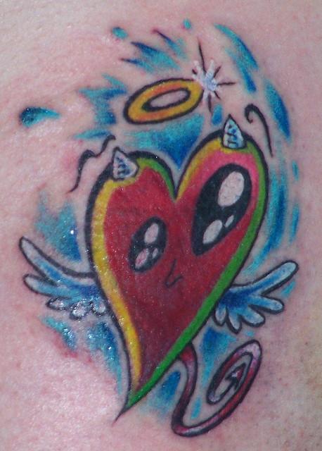 Tatuajes de tréboles - BlogTatuajes.com