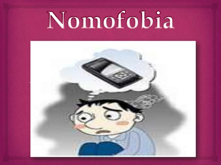 REDES Y LA NOMOFOBIA