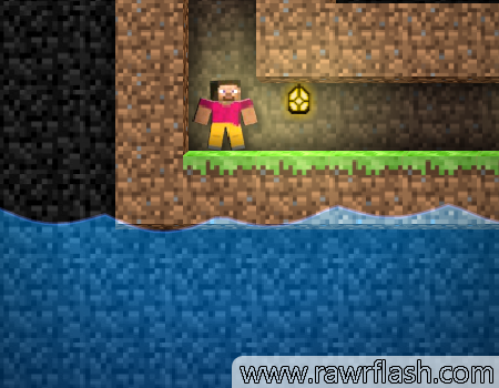 Jogos de Menicraft: Minecave, Puzzle do Minecraft em cavernas