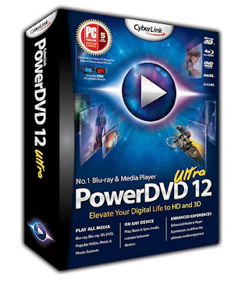 CyberLink PowerDVD Ultra 12 Terbaru