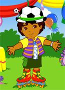 Игры про Дашу Следопыта онлайн бесплатно (Dora the