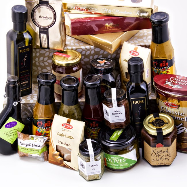 favourite award winning hampers in the Hunter Valley