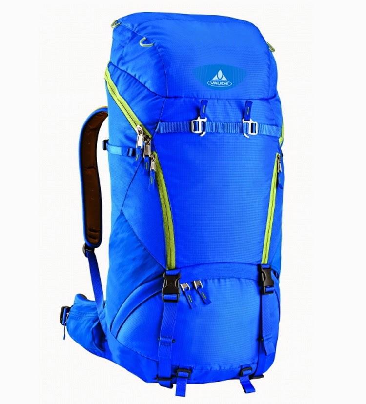 Tas Gunung / Carrier Vaude Astra Light 60