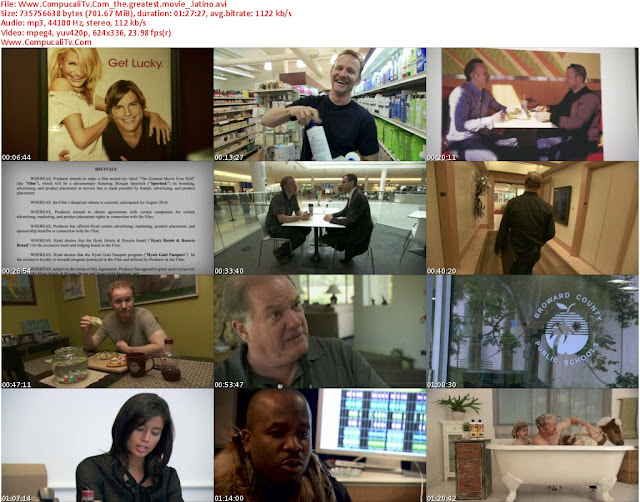 La Historia Mas Grande Jamas Vendida DVDRip Latino