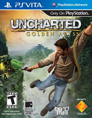 Uncharted: L'Abisso d'oro PS Vita