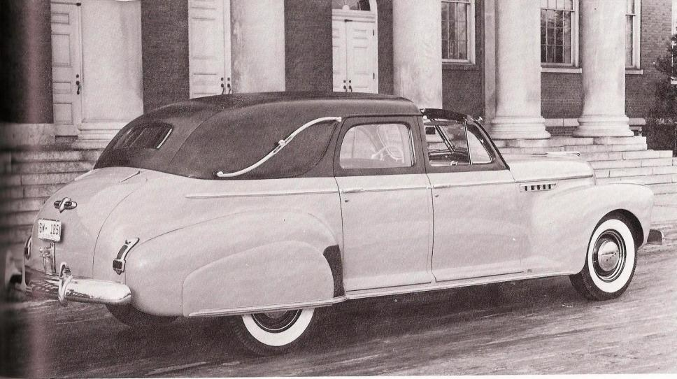 Reynolds Buick Gmc Blog 1941 Buicks With The Brunn Touch