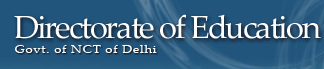 Directorate of Education Delhi Logo