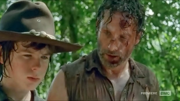 The Walking Dead - Capitulo 09 - Temporada 4 - Español Latino - 4x09
