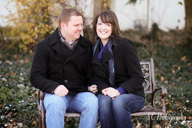 Downtown Saint Joseph Engagement Photography, S.C. Photography
