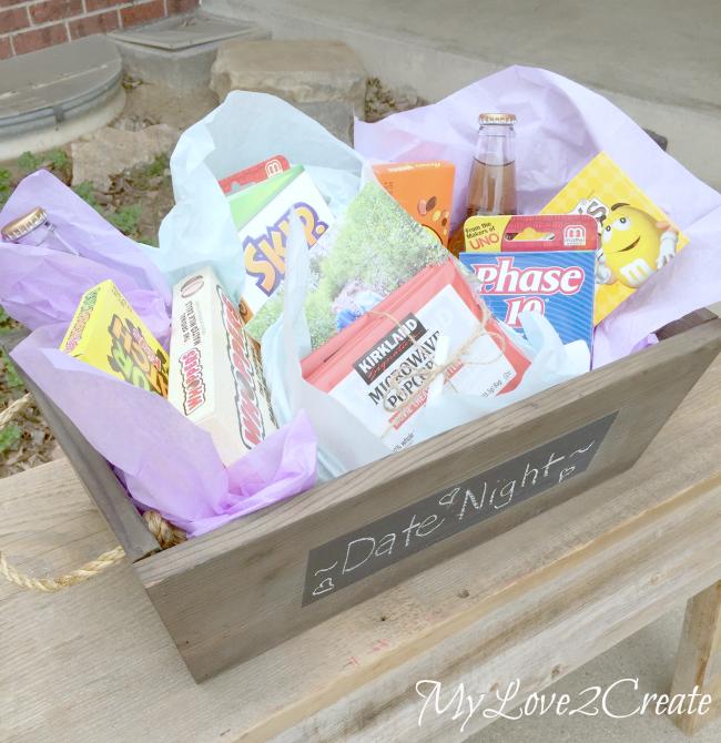 MyLove2Create, Date Night Gift Crate