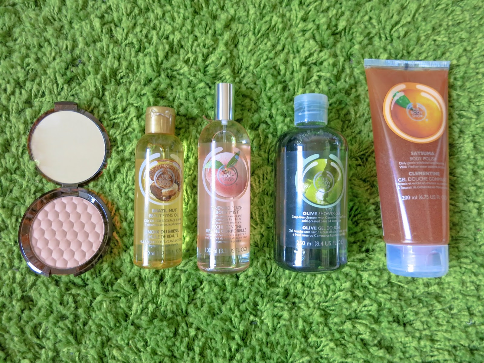 The Body Shop Sale Haul