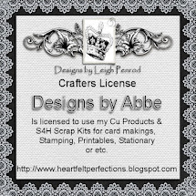 Designs by Leigh Penrod Crafter's License