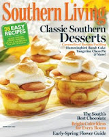 ⚝Southern Living<br>February 2012