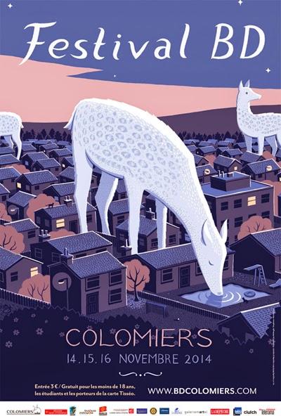 Festival BD de Colomiers : + d'infos