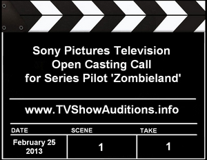 Zombieland Open Casting Call
