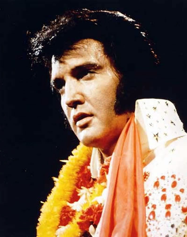 Was Here.: Elvis Presl...
