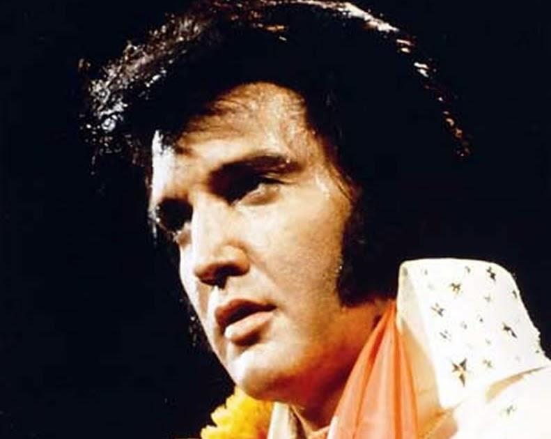 I Was Here.: Elvis Presley