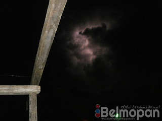 Belmopan weather and sky thunder storm