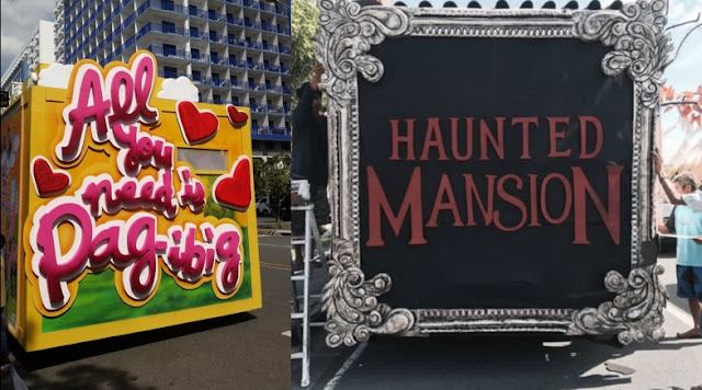 Star Cinema's 'All You Need is Pag-ibig' and Regal Entertainment's 'Haunted Mansion'
