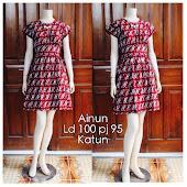 Dress- Batik Solo DB 5095 Harga Reseller : Rp 80.000,-