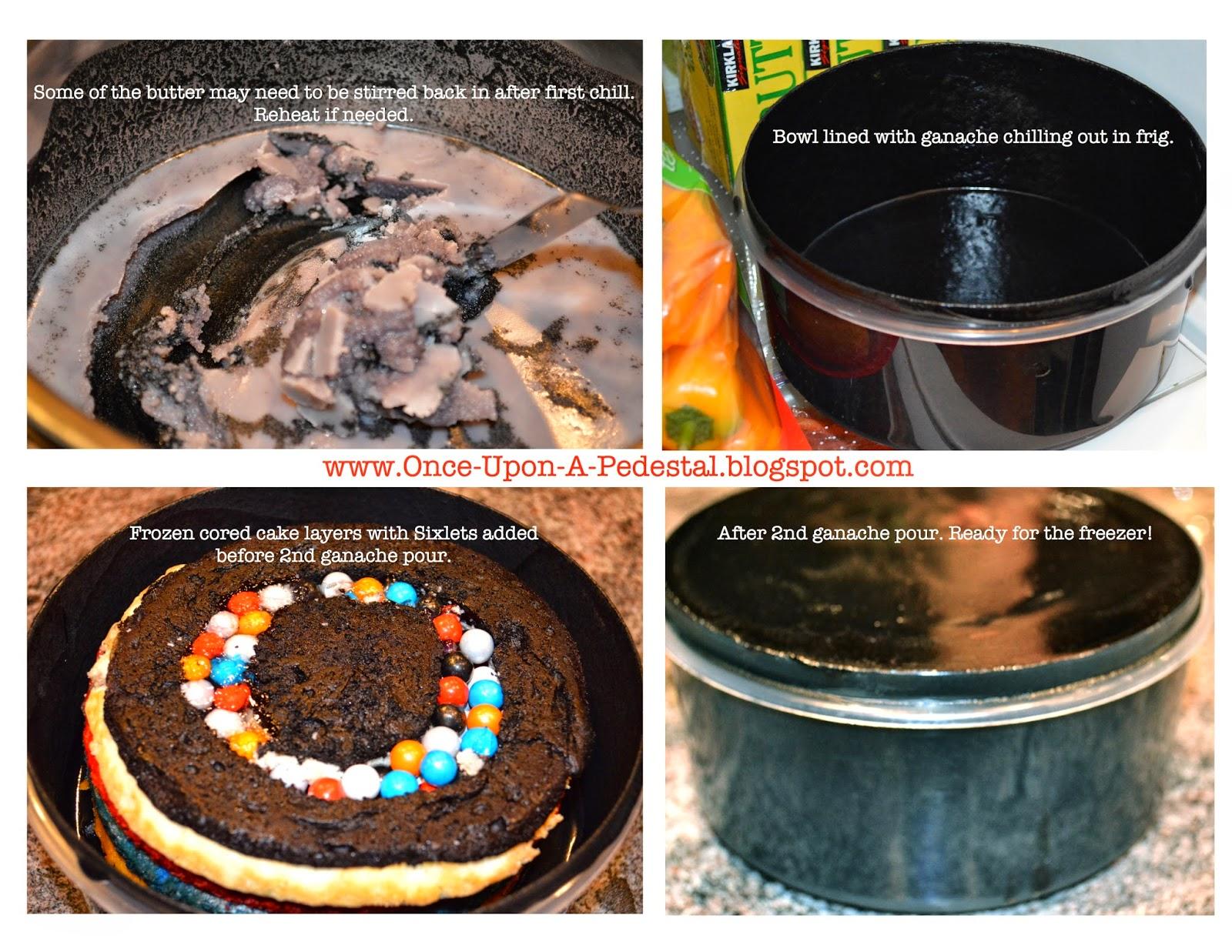 Once Upon A Pedestal Surprise Inside Cake Hidden Divergent