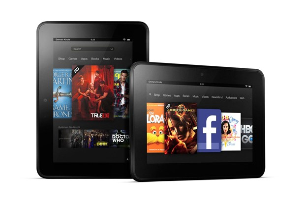 4 New Amazon Kindle Fire Tablet, Kindle Fire, Kindle Fire HD 7-inch, Kindle Fire HD 8.9 inch, and 8.9-inch Kindle Fire HD (LTE)