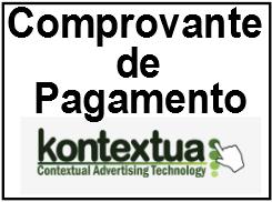 Comprovante de pagamento Kontextua