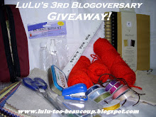 LuLu&#39;s 3rd Blogaversary Giveaway!