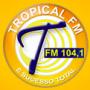 ouvir a Rádio Tropical FM Araras