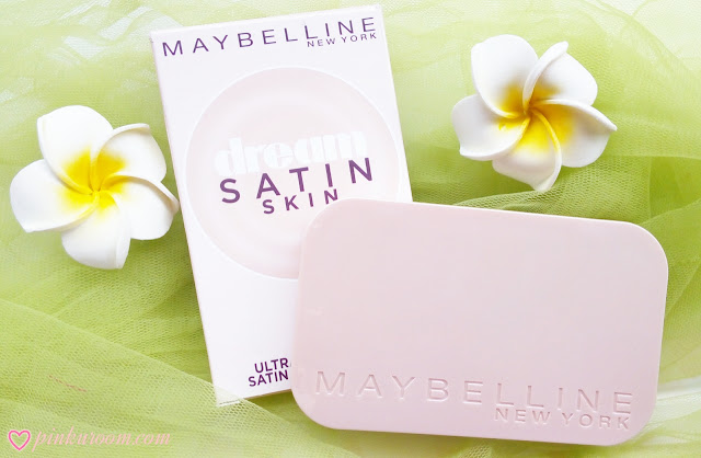 Maybelline Dream Satin Skin Two Way Cake Review Pinkuroom