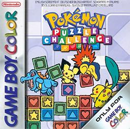 Pokken Tournament Image - Pokémon Puzzle Challenge Image