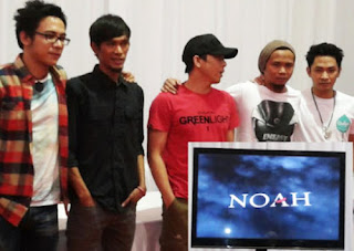 Noah Band, Video, Mp3, Lirik Lagu, Logo Noah, Sejarah Noah Band