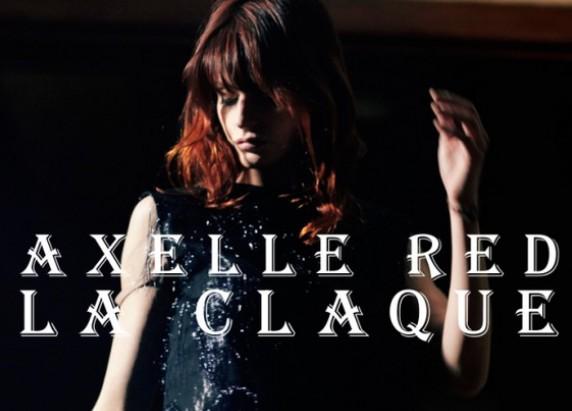 Axelle Red La claque
