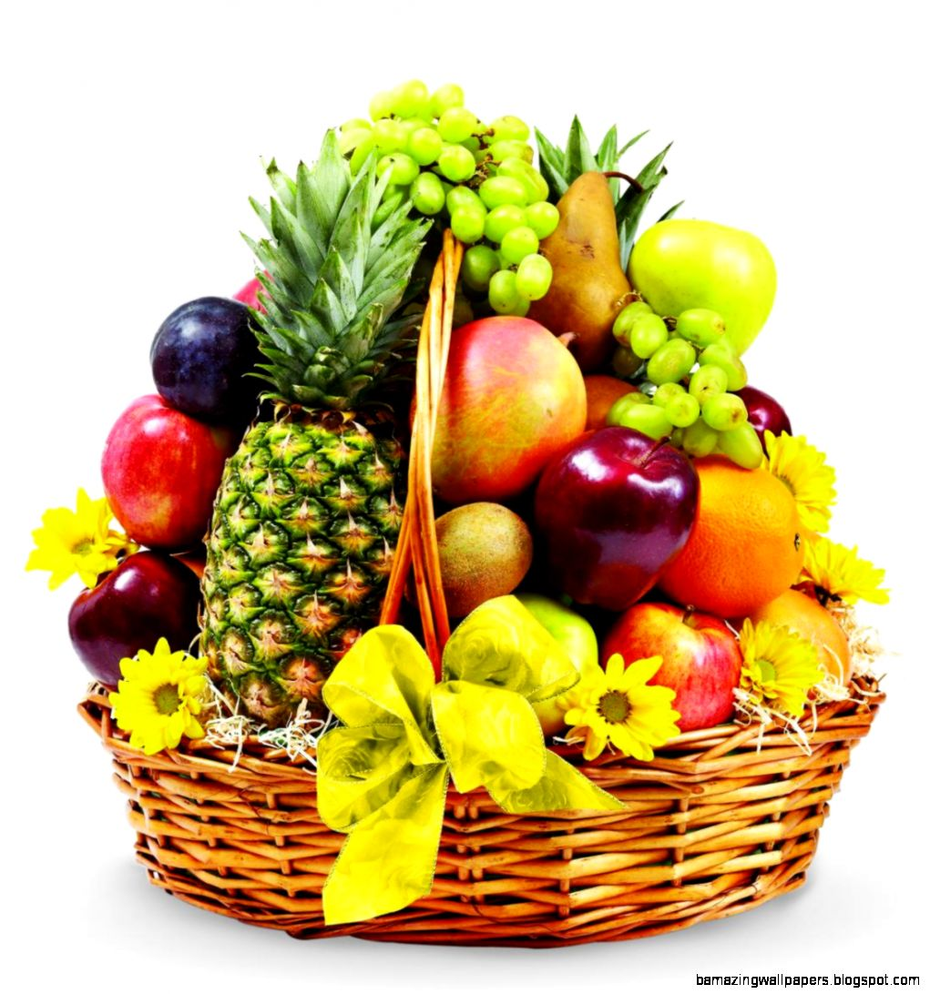 Bon Appetit Fruit Basket  Avas Flowers