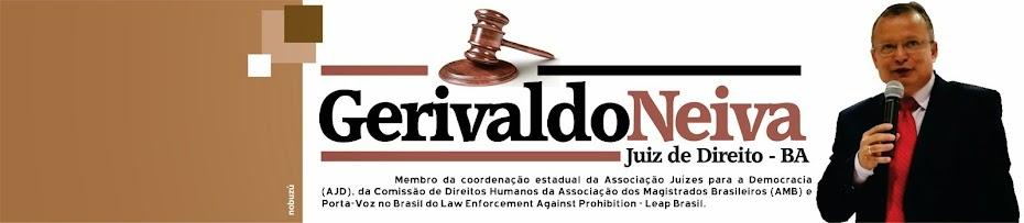 Gerivaldo Neiva - Juiz de Direito