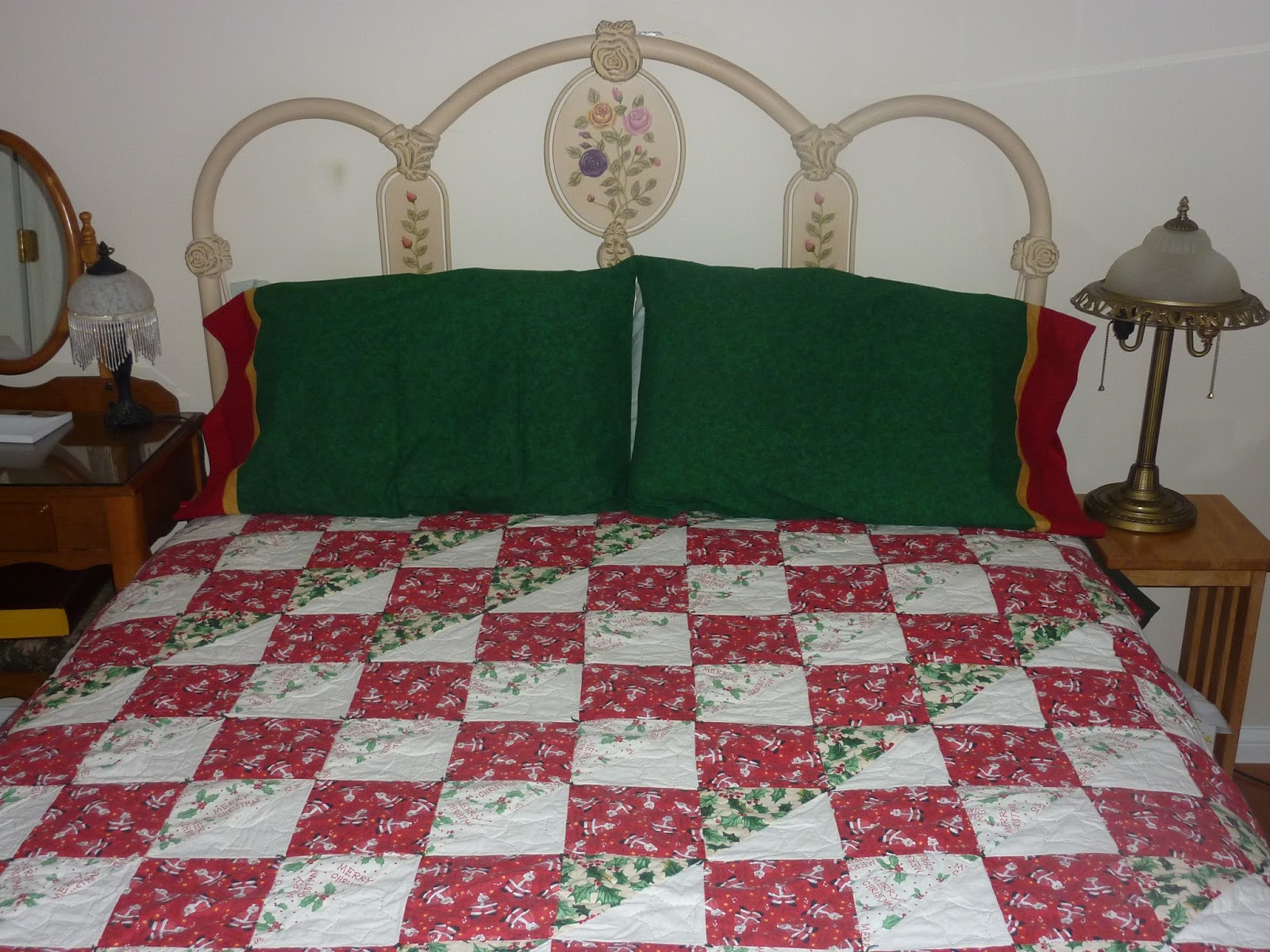 Cozy Thyme Cottage Lunch Quilt Bed Amp Dogs