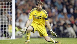 Casillas fue el mejor portero del mundo en el 2011