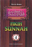 toko buku rahma: buku FIQIH SUNNAH 4, pengarang sayyid sabiq, penerbit almaarif bandung