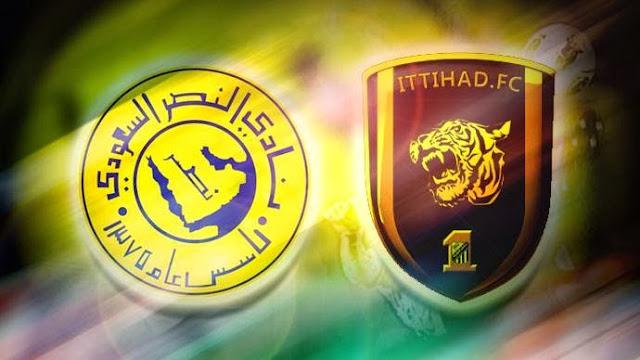 توقيت مباراة الإتحاد والنصر اليوم 29/11/2013 والقنوات الناقلة للمباراة بدوري جميل 2