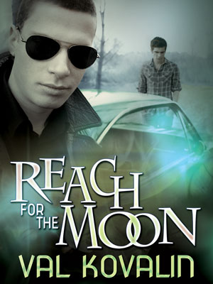 New Cover Art For Reach The Moon