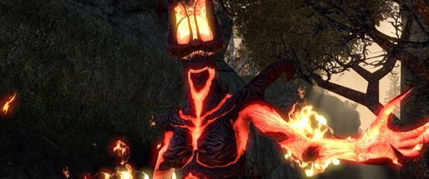 Creating Elder Scrolls Online: The Flame Atronach