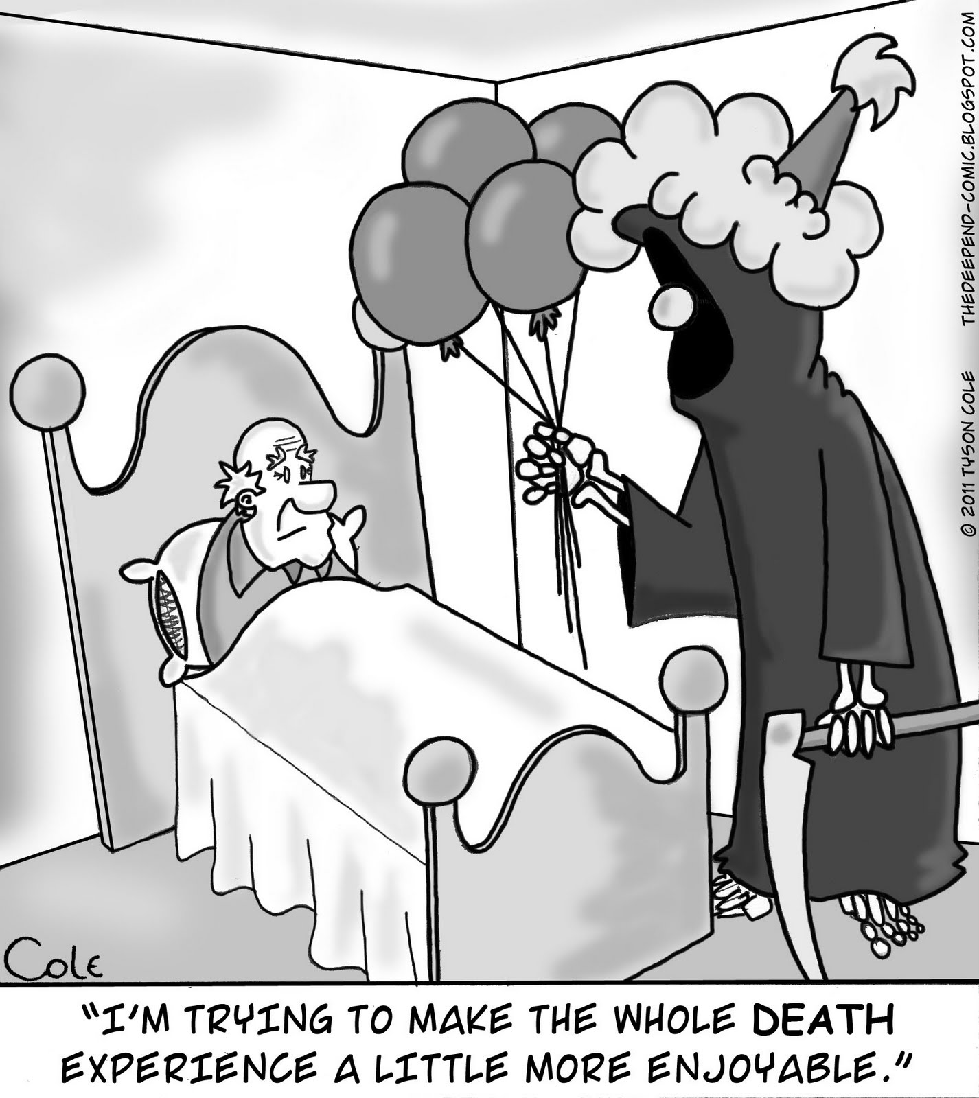 happy death: