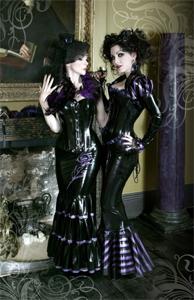 Mermaid Hobble Dresses
