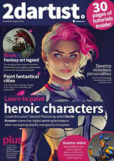 2DArtist Magazine Issue 092