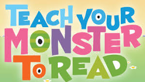 Teach your monster to read.